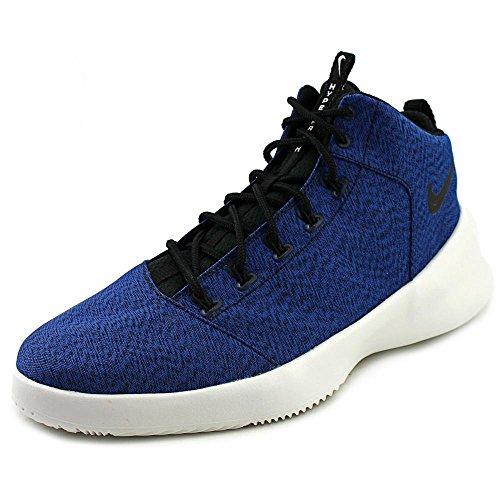 Nike Hyperfr3sh, espadrilles de basket-ball homme Noir / bleu / blanc (obsidienne / noir - hyper cobalt - blanc sommet)