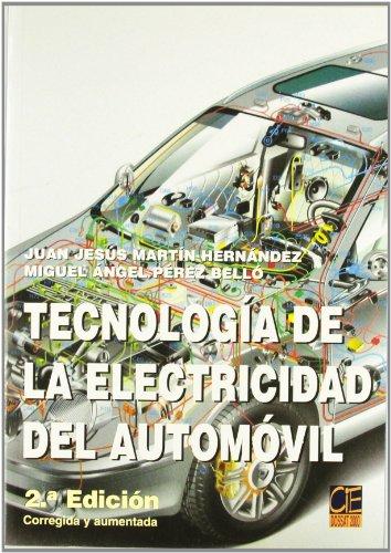 Tecnologia de la electricidad del automovil por Juan Jesus Martin Hernandez