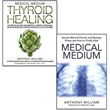 anthony williams medical medium collection 2 books set (thyroid healing,[hardcover], medical medium)
