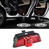 XYSTAR Autotür Logo Türbeleuchtung, LED Einstiegsbeleuchtung, HD Autotür Licht