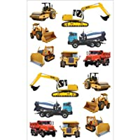 Mrs Grossman Sticker, Tractors and Trucks