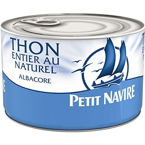 Thon albacore entier au naturel - ( Prix Unitaire ) - Envoi Rapide Et Soignée