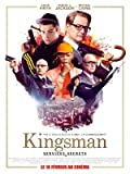 KINGSMAN : THE SECRET SERVICE – France Imported Movie Wall Poster Print - 30CM X 43CM
