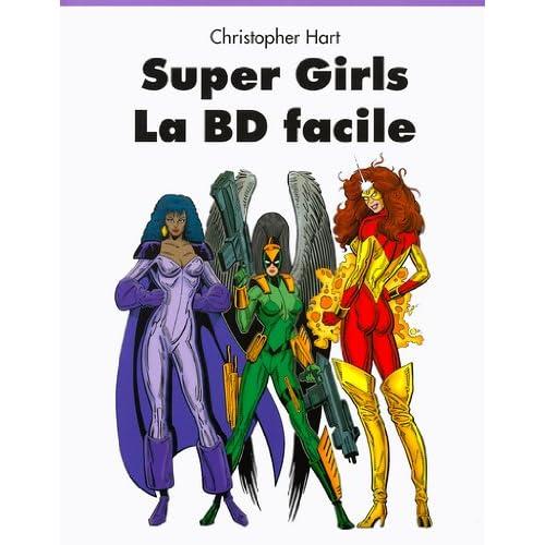 Super Girls : La BD facile