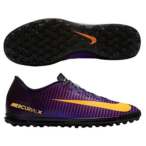 Nike Uomo 831971-585 Scarpe da calcetto indoor porpora Size: 40 EU