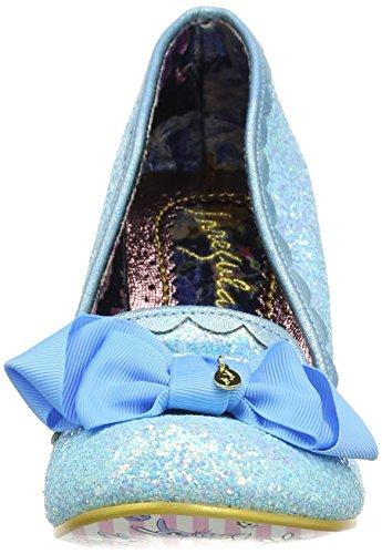 Irregular ChoiceKanjanka - Scarpe con Tacco donna Blue (Blue)