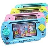 Amoy.B Spielkonsole der Kinderkarikaturwasser-Maschine Kinder (zufällige Farbe) * 1