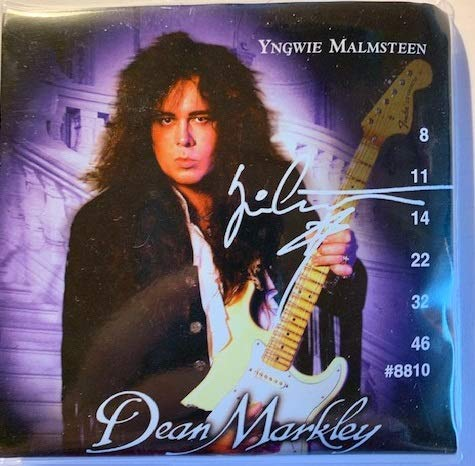 Dean Markley Yngwie Malmsteen 8810 008-046 Electric
