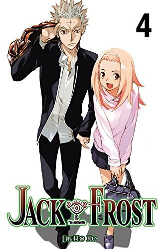 Jack Frost, Vol. 4 by Yen Press (2010-12-21)