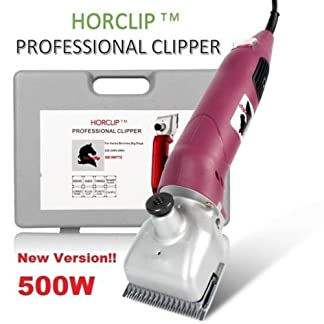 HORCLIP 500W PROFESSIONAL EXTRA HEAVY DUTY HORSE CATTLE CLIPPERS HORCLIP 500W PROFESSIONAL EXTRA HEAVY DUTY HORSE CATTLE CLIPPERS 51cxGakpx5L