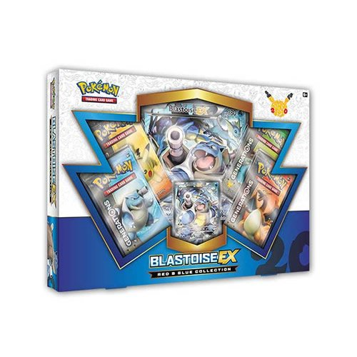 Kostenloser Versand Pokemon Ex (Pokemon 13721Blastoise EX Sammelbox)