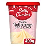 Betty Crocker Vanilla Buttercream Style Icing, 400g