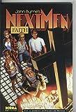 Next men: Faith (fe) con la aparicion de Hellboy de Mignola