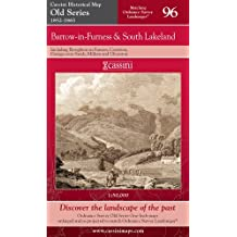 Barrow-in-Furness and South Lakeland (Cassini Old Series Historical Map)