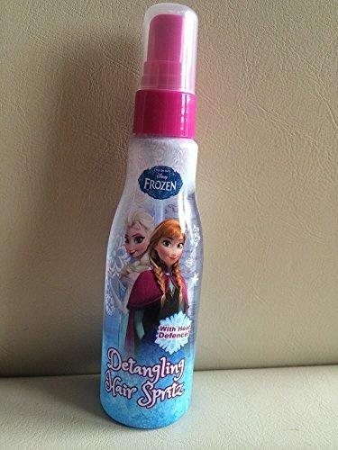 Disney Gefrorene Elsa / Anna desenredante Haarspray mit Hitzeschild
