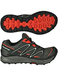 Salomon XA Draco Trail Running All Terrain Allround Zapatos unidad negro Talla:40