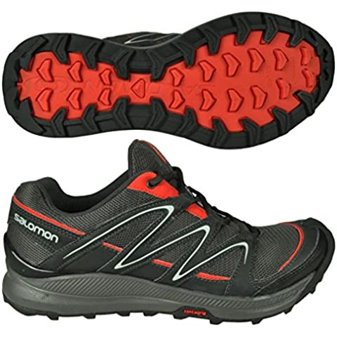 Salomon XA Draco Trail Running All Terrain Allround Zapatos unidad negro Talla:42