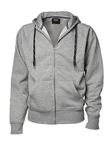 Hooded Zip-Sweat Jacket (Zip-tee)