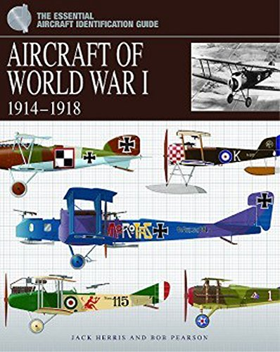 Aircraft Of World War I 1914 - 1918 (The Essential Aircraft Identification Guide)