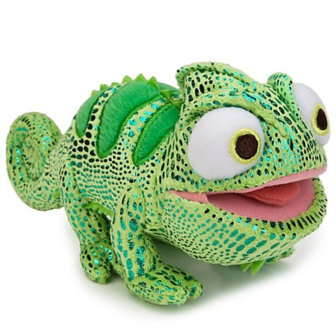 hameleon Mini Bean Bag Plush by Disney ()