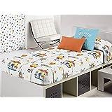 Cañete - Edredón ajustable CIRCUS cama 90 - Color Circus B