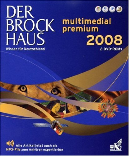 Der Brockhaus multimedial 2008 premium (DVD-ROM)