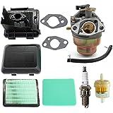 AISEN Carburateur met luchtfilter luchtfilterdeksel luchtfilterbehuizing kit voor GC135 GCV135 GC160 GCV160 GCV190 grasmaaier