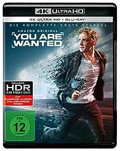 You Are Wanted 4K. Staffel.1, 1 UHD-Blu-ray + 1 Blu-ray