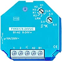 ubiwizz serfmz61-230 V Multi-Function Radio Actuator Relay Switch Chassis, Blue preiswert