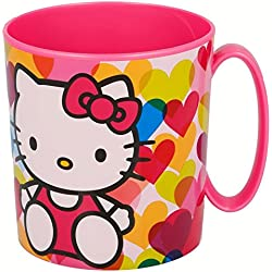 Hello Kitty - Taza plastico micro 350 ml (Stor 82204)