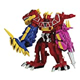 Power Rangers Deluxe Megazord 17542095 - Science Fiction Fantasy