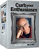 Larry et son nombril / Curb Your Enthusiasm (Complete Series 1-8) - 17-DVD Box Set ( Curb Your Enthusiasm - Complete Series One to Eight ) [ Origine UK, Sans Langue Francaise ]