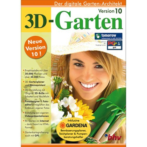 3D-Garten 10 [Download] Test
