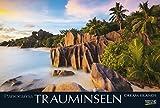 Trauminseln - Kalender 2017 - Korsch-Verlag - Panorama-Format - 58 x 39 cm