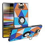Alapmk Compatible with Sony Xperia 10 Case, Slim Fit