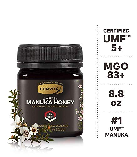 Comvita Manuka Honig UMF 5+ MGO 83 250g - Nz Health Manukahonig