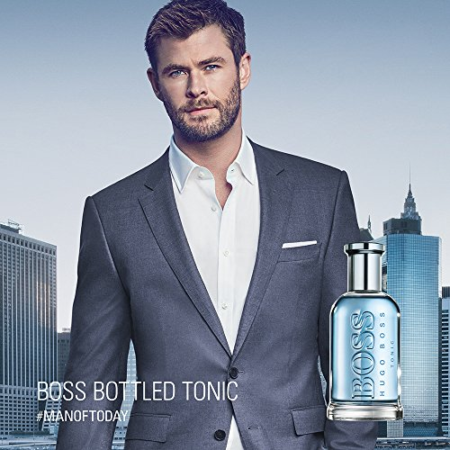 Hugo Boss Bottled Tonic Eau de Toilette Spray (100 ml)