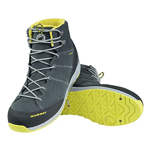 Raichle / Mammut Trift Mid WP Men graphite/guava