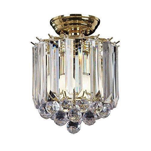 endon-fargo-bp-brass-effect-plate-flush-light-fitting