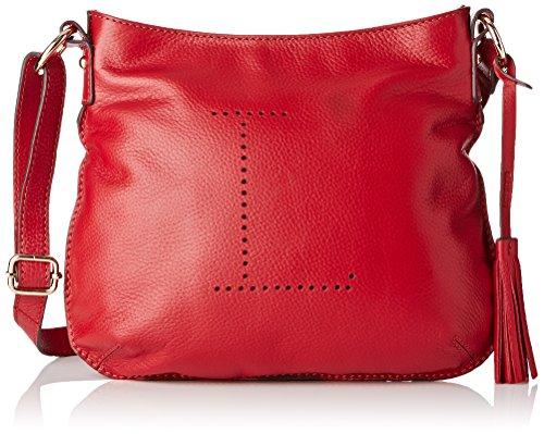 Loxwood Celia L, Borsa Tracolla, rosso (Rouge (Ireland)), L