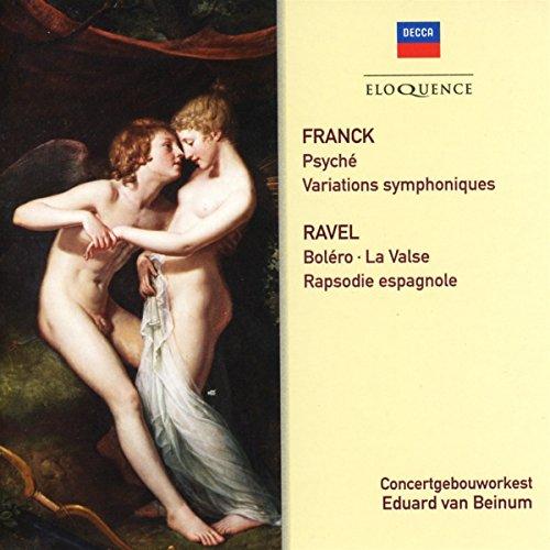 Psyche/Variations Symphoniques/Bolero/Valse/Rhapsodie