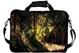 """Best kayond 15 Inch Laptop Computers - Snoogg Falling Sun Light In Forest 15"""" 15.5"""" Review"""