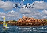 Bretagne - Fotoreise von der Cote de Granit Rose zur Ile de Brehat (Wandkalender 2019 DIN A2 quer): Diese fotografische