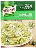 Knorr Salatkrönung Dill Kräuter Dressing 5er-Pack, 450 ml