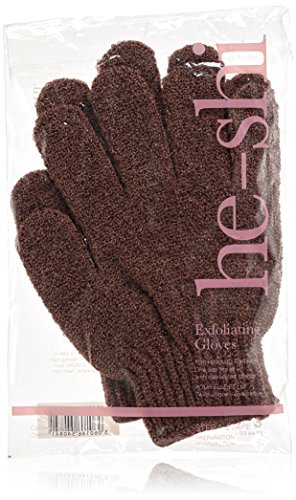 He-Shi Exfoliating Gloves, 1er Pack (1 x 35 g)