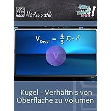 Kugel - Verhältnis von Oberfläche zu Volumen - Schulfilm Mathematik