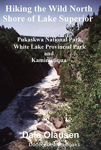 Hiking the Wild North Shore of Lake Superior (English Edition)