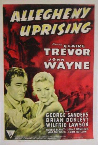 Allegheny Uprising Plakat Movie Poster (11 x 17 Inches - 28cm x 44cm) (1939) B