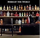 Wapel 3D Tapete Für Zimmer Bar Theke Flasche Lebende Art Tapete Custom Photo Tapete 3D Seidenstoff 180x130CM