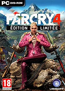 Far cry 4 - édition limitée (B00KFD3CDE) | Amazon price tracker / tracking, Amazon price history charts, Amazon price watches, Amazon price drop alerts